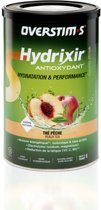 Overstim's Hydrixir Antioxidant Sports Drink Peach Tea 600g