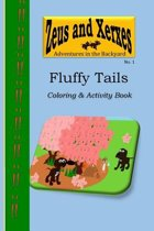 Fluffy Tails Coloring & Activity Book