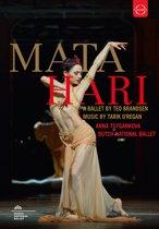 Mata Hari - Een Ballet van Ted Bransen met het Nationale Ballet