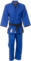 Nihon Judopak Gi Limited Edition Unisex Blauw Maat 195