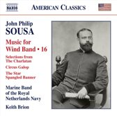 Music For Wind Band, Vol. 16
