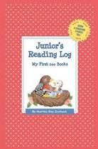 Junior's Reading Log