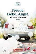 Die DaF-Bibliothek A2/B1: Freude, Liebe, Angst Buch + MP3-Audios Download