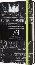 Moleskine Limited Edition-Notitieboek-Basquiat-Large-Gelineerd-Schetsboek
