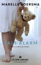 Boek cover Vals Alarm van Marelle Boersma (Paperback)
