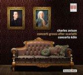 Concerto Grossi After Scarlatti