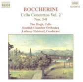 Boccherini: Cello Concertos Vol 2 / Hugh, Halstead, et al