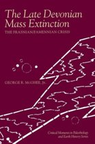 The Late Devonian Mass Extinction