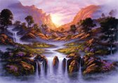 Dreamlike Waterfall 1000 pcs Puzzels