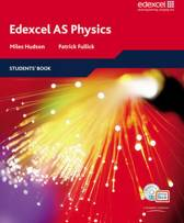 Edexcel A Level Science: AS Physics Students' Book with ActiveBook CD