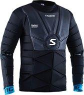 Salming ProTech Pro Keeper protectieshirt - Keepersshirt - Volwassenen - Maat XL - Zwart