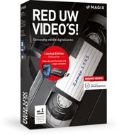 Magix Red Uw Video's - Windows