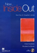 New Inside Out - Student Book - Intermediate - With CD Rom -CEF B1
