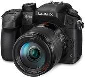 Panasonic LUMIX DMC-GH4 + 14-140mm - Systeemcamera - Zwart