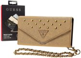 Guess clutch tasje Studded - Creme - voor Apple iPhone 6; Apple iPhone 6S