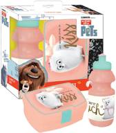 The Secret Life of Pets Kiss - Set Lunchbox en Bidon - Multi