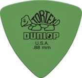 Dunlop Tortex Triangle Pick 0.88mm 12-pack plectrum