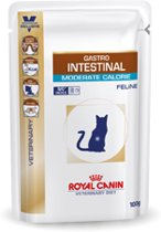 Royal Canin Gastro Intestinal Moderate Calorie - Kattenvoer - 12 x 100 g