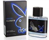 MULTI BUNDEL 2 stuks Playboy Malibu Eau De Toilette Spray 50ml