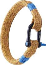 MBRC the Ocean Humpback Ocean armband Heren - Humpback Ocean armband touw - Maat S