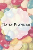 Daily Planner: Cute Caramel Daily Planner for Organizing Your Everyday Activities