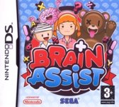 Sega Brain Assist - Nintendo