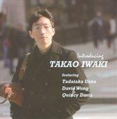 Introducing Takao Iwaki