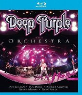 Deep purple - With Orchestra Live at Montreux 2011 (Blu-Ray DVD)