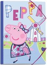 Peppa Pig - Elastomap - 25 x 35 cm - Multi