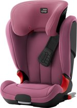 Britax Römer Kidfix XP Black series Autostoel - Wine rose