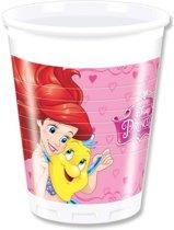 Disney Prinsessen Bekers Party 200ml 8 stuks