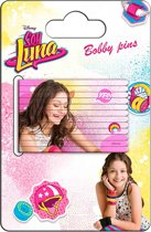 Disney Soy Luna haarspeldjes