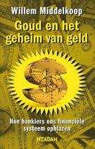 Goud en het geheim van geld met handtekening