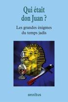 Qui était don Juan ?