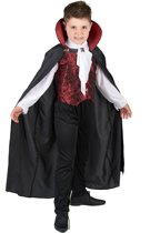 Halloween vampier kostuum voor jongens - Verkleedkleding - 122/134