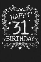 Happy 31 Birthday
