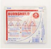 Burnshield - 20x20 cm - Brandwondenpleister
