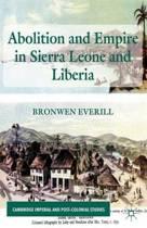 Abolition and Empire in Sierra Leone and Liberia