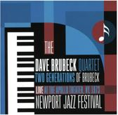 Two Generations of Brubeck: Live at the Apollo Theater, NY, 1973 - Newport Jazz Festival