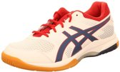 Asics Gel-Rocket 8 B706Y-100, Mannen, Wit, Volleybalschoenen maat: 48 EU