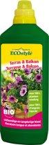 ECOstyle Terras & Balkon Plantenvoeding - 1000 ml voor 100 liter plantenvoeding