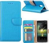 Nokia 2 - Bookcase Turquoise - portemonee hoesje