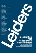 Leiders gesprekken met Nederlandse topbestuurders