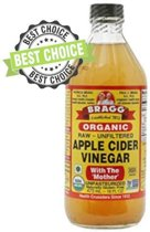 Bragg apple cider azijn - 473 ml - Voedingssupplement