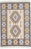 Kaira Vloerkleed - 120x180 - Bruin - by Okashi Heritage