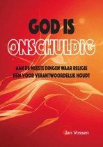 God is onschuldig 2e druk (aan de meeste dingen waar religie Hem voor verantwoordelijk houdt)