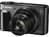 Canon PowerShot SX720 HS incl. cameratas & SD kaart - Zwart