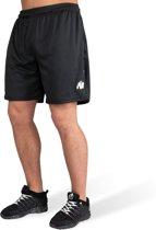 Gorilla Wear Kansas Shorts - Black - L