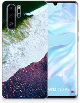 Huawei P30 Pro TPU Hoesje Design Sea in Space