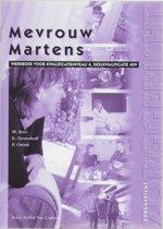 Zorggericht - Mevrouw Martens 4 409 Werkboek